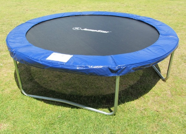 trampoline pad 4 5ft round pads. Black Bedroom Furniture Sets. Home Design Ideas