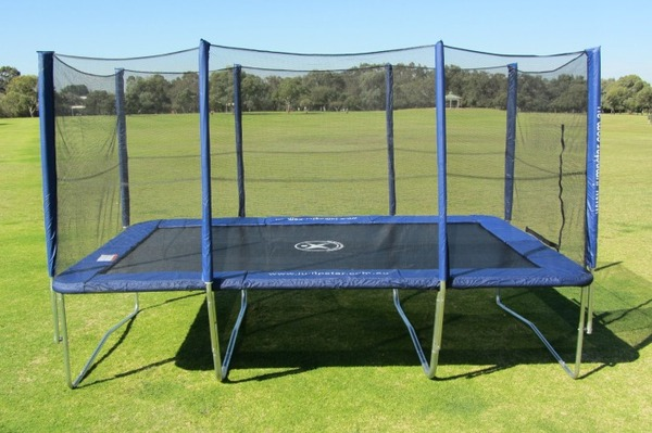 10x15ft Trampoline With Enclosure Ebay