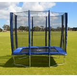 5x7FT Toddler / Mini Trampoline with Enclosure