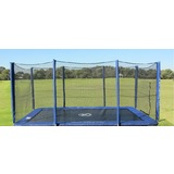 7x10FT Rectangle Trampoline Replacement Enclosure Net