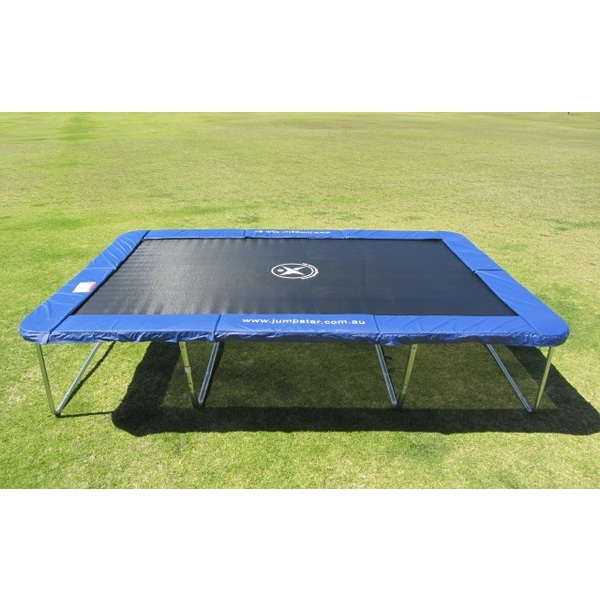 10x15ft Rectangle Trampoline Gymnastic Trampolines