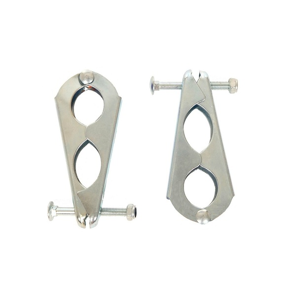 Set of 20 Trampoline Clamps For 38mm Leg & 25mm Pole
